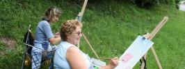 Slikarska srečanja ART LIPA 2012