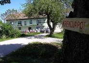 Leskovec - Najlepša hribovska vas 2005