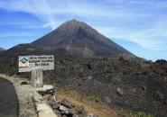 zelenorstski otoki pico de fogo vulkan